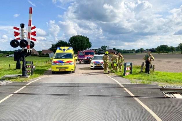 Persoon aangereden door trein, treinverkeer Weert-Roermond lange tijd stilgelegen