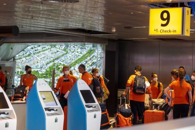 KLM-personeel olympische 'besmettingsvlucht' vooraf niet getest