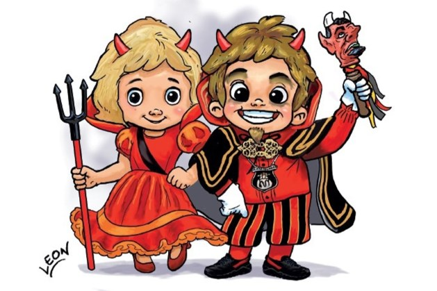 Kaetelgerich voor kinderen voert Cielke en Baer naar het rijk van de Duuvels in Steyl