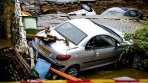 De meeste auto's met forse waterschade zijn rijp voor de sloop