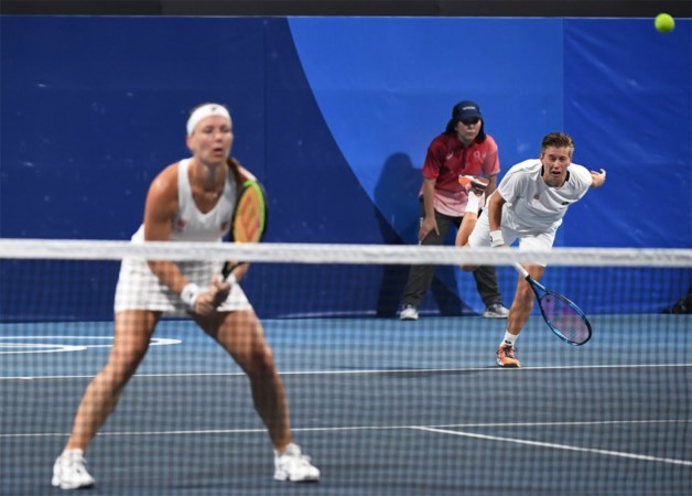 Tennissers klaar op Spelen na positieve coronatest Rojer: 'Willen andere atleten niet in gevaar brengen'