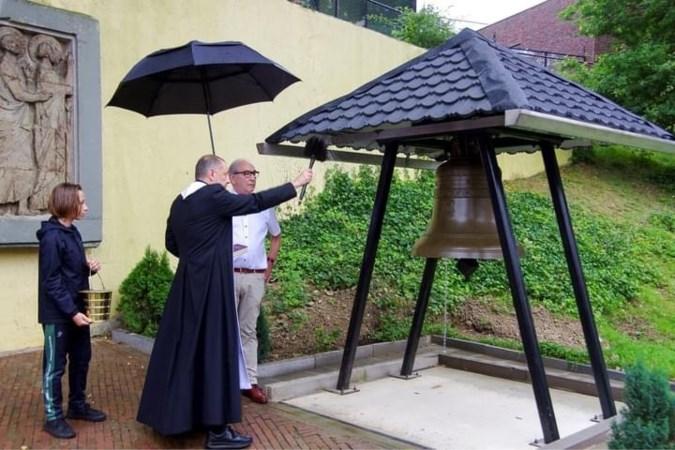 Klok Maria Gorettikerk vindt onderdak bij Kerkraadse koempels