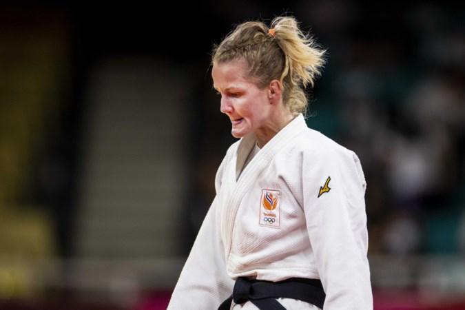Juul Franssen diep teleurgesteld na missen brons: 'Sport is mooi, maar ook heel wreed'
