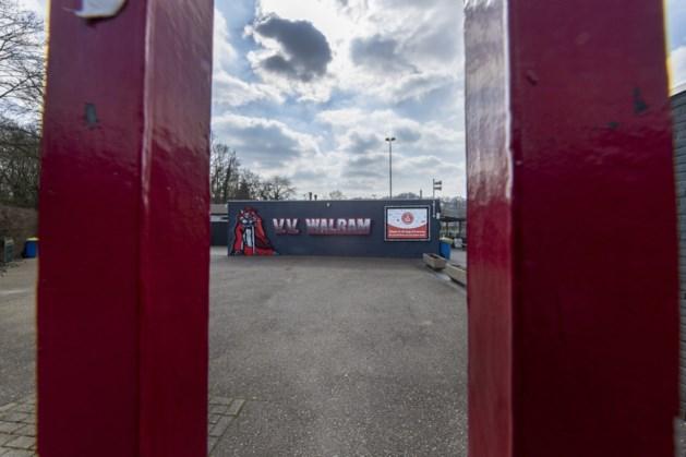Extra parkeerplaatsen op C-veld van voetbalclub Walram