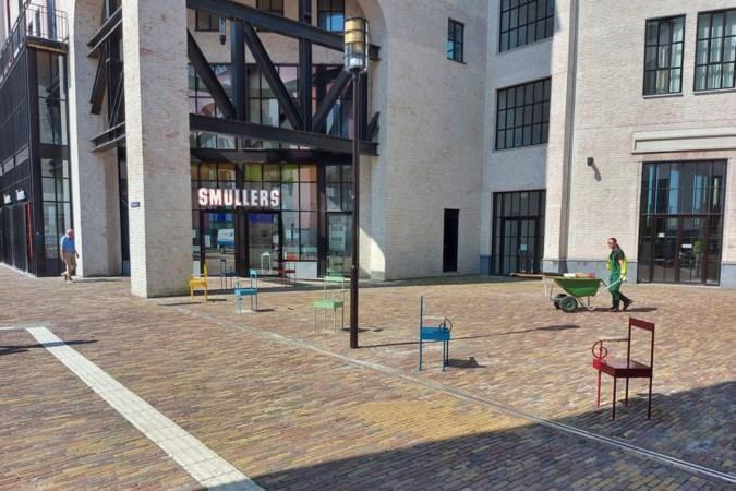 'Leuke en gekke dingen' in centrum Heerlen: lelijke paaltjes en varkensruggen maken plaats voor bloembakken en haagjes