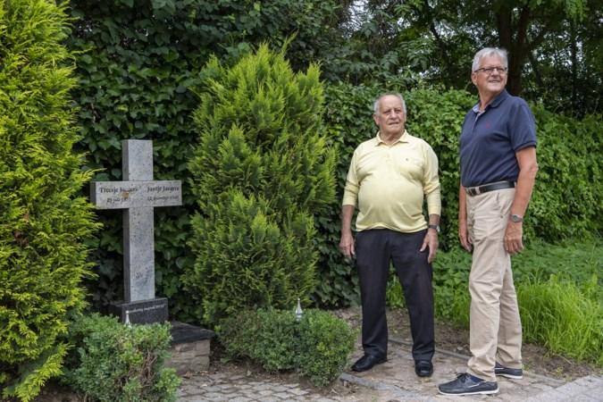 Wie gaat de wegkruisen van Vijlen en Mechelen onderhouden nu Joep Hons (81) het niet meer kan?