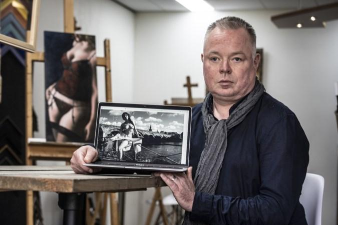 Facebook doet naaktfoto in de ban: kunstenaar uit Geleen des duivels