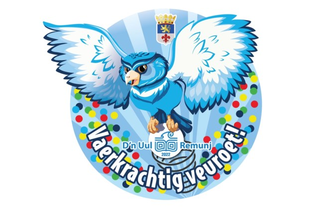 Vastelaovesvereniging D'n Uul maakt nieuw motto en logo bekend