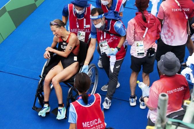 Ademnood, rolstoel en golfslag: Rachel Klamer overtreft zichzelf op triatlon, Maya Kingma mist topvorm