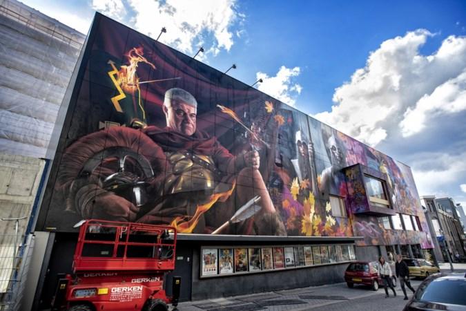 Een kleurrijk rondje door het centrum van Heerlen langs tientallen murals