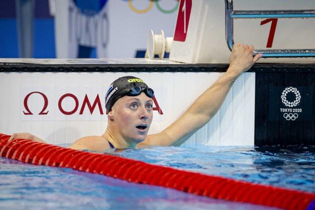 Zwemster Toussaint zevende in olympische finale 100 rug