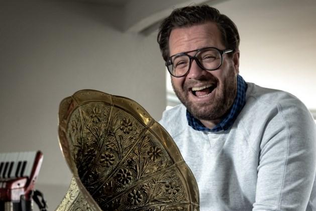 Muzikant Bart Storcken werkt mee aan jubileum-cd van Het Limburgs Landschap
