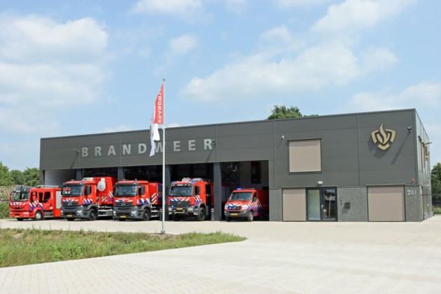 Nieuwe brandweerkazerne Horst klaar voor gebruik, openingsfeest en open dag volgen nog