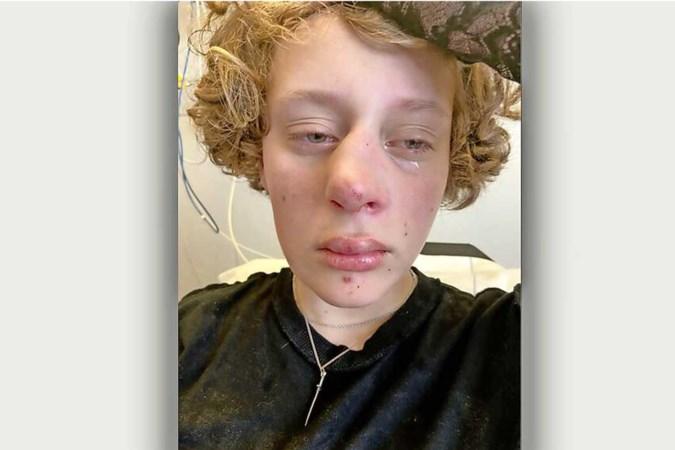 Heel Nederland leeft mee met mishandelde Frédérique (14)