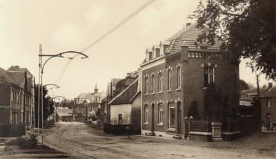 Langverwachte tramrails in hartje Amstenrade stonden geregeld onder water