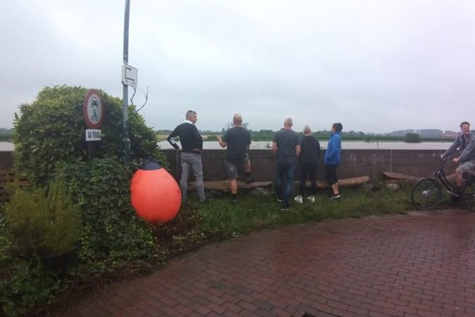 Echt-Susteren evalueert hoogwater met bewoners tussen Maas en kanaal