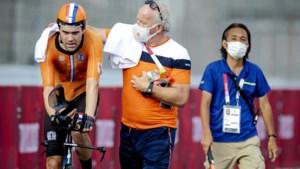 Tom Dumoulin zet wielercarrière voort na zilveren plak op de Spelen