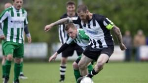 Dave Peelen, stand-in speler en voorzitter: 'Voetballen met droge voeten kan weer in Rimburg'