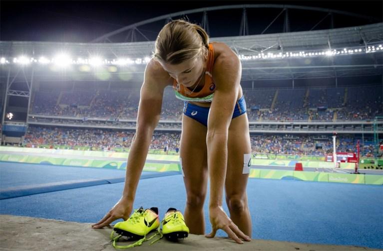 Met rugklachten kampende Dafne Schippers meldt zich af voor olympische 100 meter, ook Jamile Samuel start niet