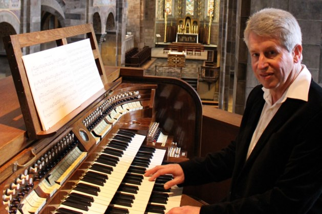 Tweede orgelconcert in reeks van drie in Abdij Rolduc op zaterdag 31 juli