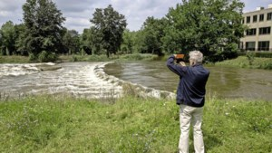 Naweeën hoogwater: gevaar voor botulisme in de Roer