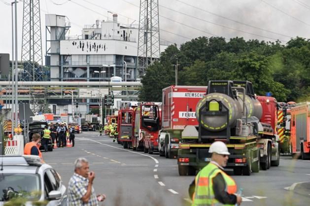 Geen hoop meer op overlevenden na explosie chemiepark Leverkusen