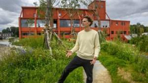 Valentin wil zijn markante cokesfabriek in Maastricht gaan delen: horeca, een terras, maar ook workshops