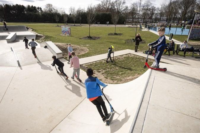 Skatebaan voor jongeren in Simpelveld
