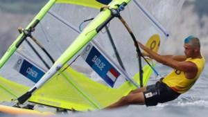 Droomscenario: surfer Kiran Badloe kan goud bijna niet meer mislopen