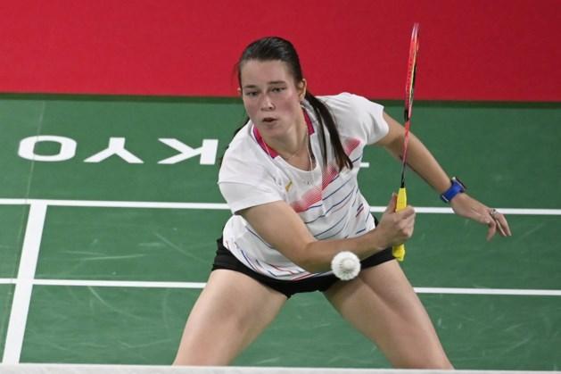 Badmintonster Seinen op Spelen naar kwartfinale dubbelspel