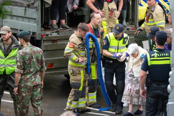 Evacuatie van zorgcentra heeft enorme impact op bewoners: 'Sommigen worden apathisch of krijgen gedragsproblemen, anderen redden het best aardig'