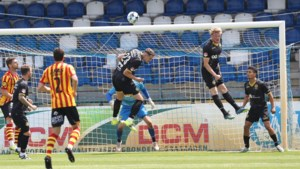 Zwaar letsel voor nieuwe aanwinst Roda JC