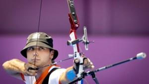 Handboogschutter Steve Wijler niet naar de laatste zestien op de Spelen na verrassende nederlaag