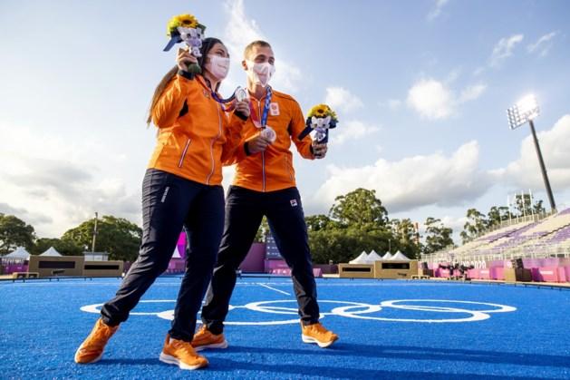 Olympisch toernooi ten einde voor Gabriela Schloesser-Bayardo