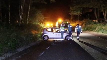 Video: Twee personen gewond na ongeval in Milsbeek