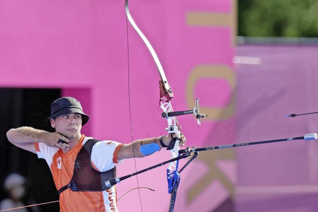 Handboogschutter Steve Wijler schakelt op de Spelen Poolse routinier uit