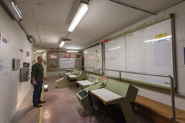 Rondleiding door voormalig NAVO-hoofdkwartier in Cannerberg