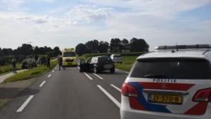 Twee gewonden bij ongeval op N277