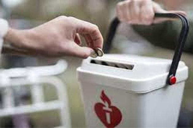 Nepcollectanten Brunssum blijken medewerkers Hartstichting die donateurs werven