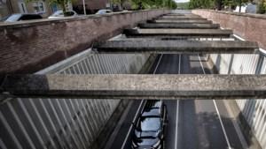 Kans op 'betonkanker' bij viaduct Kerkrade, ook kenmerkende tunnelbak heeft onderhoud nodig