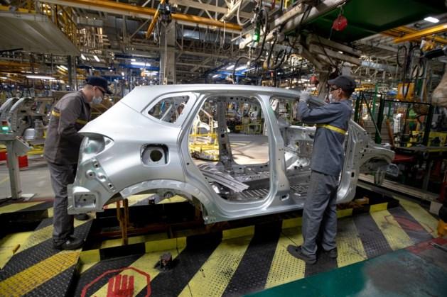 Renault herstelt moeizaam door tekorten in auto-industrie