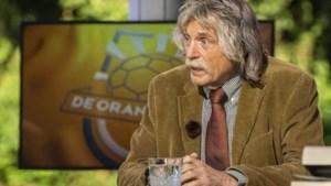 Johan Derksen wordt bedreigd: 'Wat een k*tland'