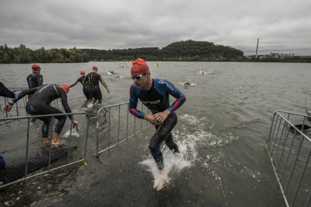 Zaterdag geen zwemmen bij Ironman Maastricht door stroming in de Maas
