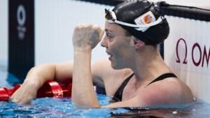 Zwemster Femke Heemskerk mist nipt een medaille: 'Wel een grote overwinning op mezelf'