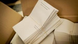 Experiment met nieuw stembiljet bij gemeenteraadsverkiezingen