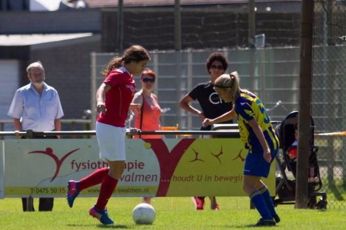 Goaltjesdief Marlou van Diepen wil weer 'lekker een potje voetballen' met Leveroy