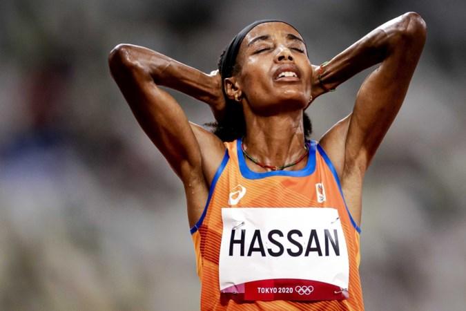 Mysterieuze Hassan lijkt gebukt te gaan onder stress
