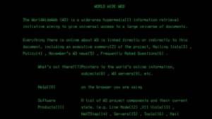 De eerste website ging 30 jaar geleden live: kan het rottende internet nog genezen worden?