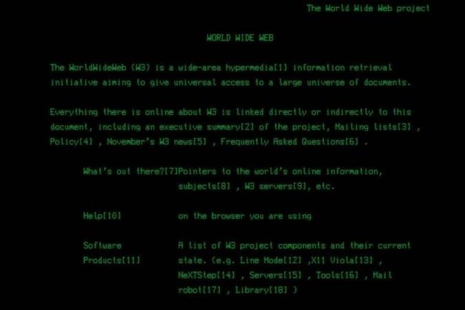 De eerste website ging dertig jaar geleden live: kan het rottende internet nog genezen worden?