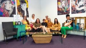 Creatief Herstel zet vrouwen in hun eigen kracht